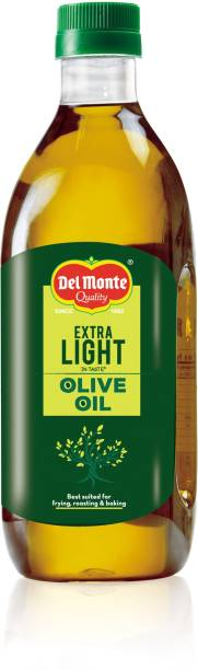 Del Monte Extra Light Olive Oil Plastic Bottle