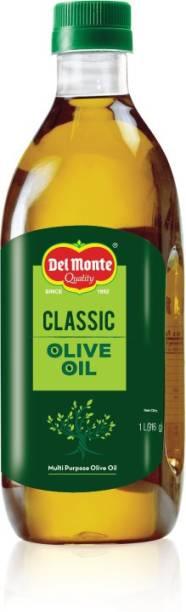 Del Monte Classic Olive Oil Plastic Bottle