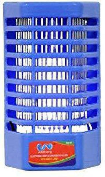 SLICETER Electronic Insect & Mosquito Killer with Night Lamp Insect Trap Pest Control & Baby Protector (Eco-Friendly) (Pack of 1) Electric Insect Killer