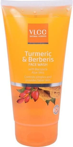 VLCC turmeric and berberis face wash Face Wash