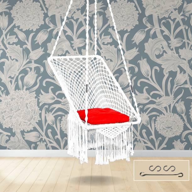 Swingzy Premium Rectangle Hammock Swing Polyester Large Swing