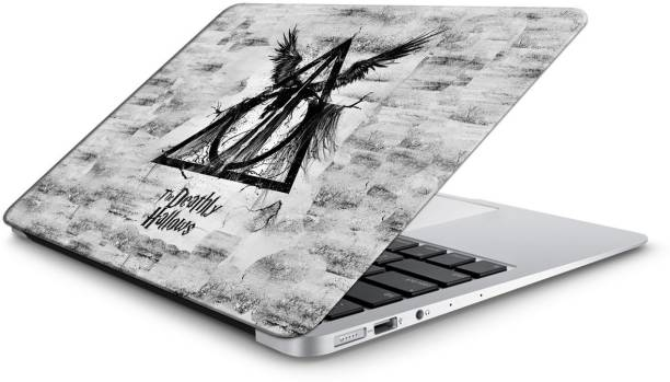 Yuckquee Harry potter Laptop Skin for HP,Asus,Acer,Dell,Apple printed on 3M Vinyl, HD,Laminated, Scratchproof.Laptop Skin/Sticker/Vinyl for 14.1, 14.4, 15.1, 15.6 inches H-22 Vinyl Laptop Decal 15.6