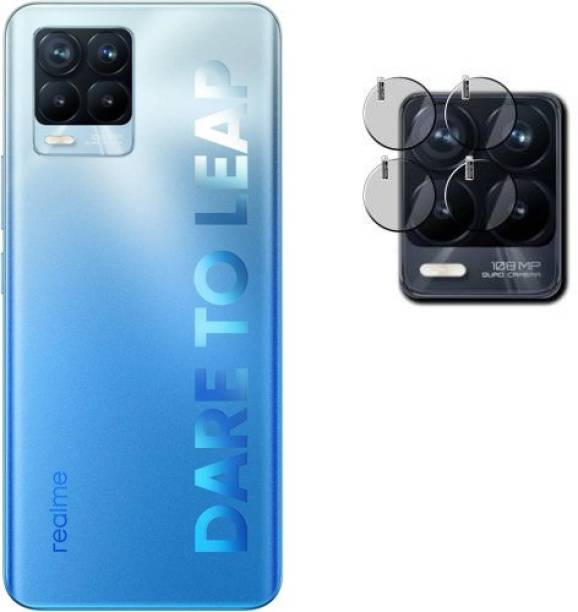 RUNEECH Back Camera Lens Glass Protector for REALME 8 PRO