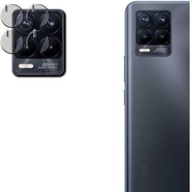 RUNEECH Back Camera Lens Glass Protector for REALME 8