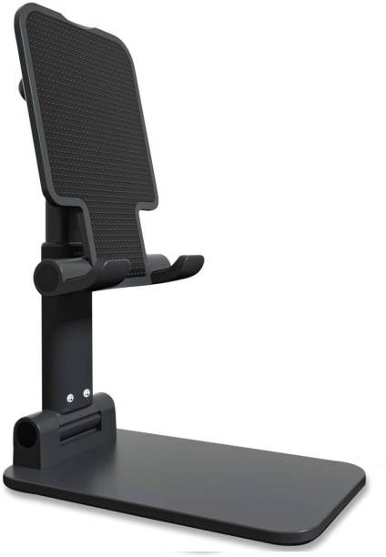 Dainty Folding Mobile Stand Holder - [2021 Updated] Angle & Height Adjustable Mobile Holder