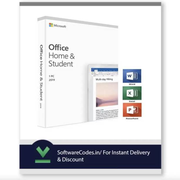 MICROSOFT Office 2019 Home & Student Windows only