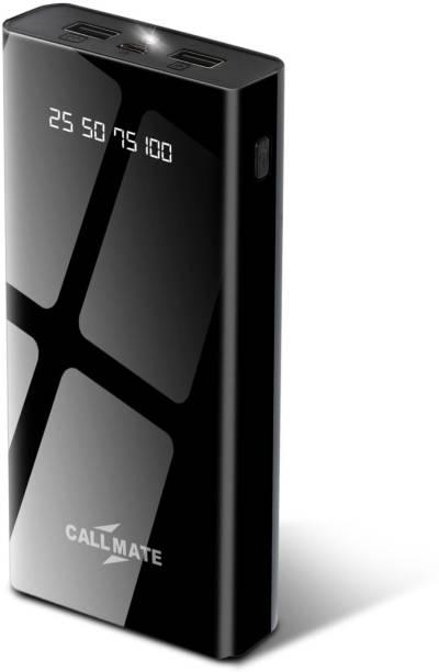 Callmate 20000 mAh Power Bank (Fast Charging)