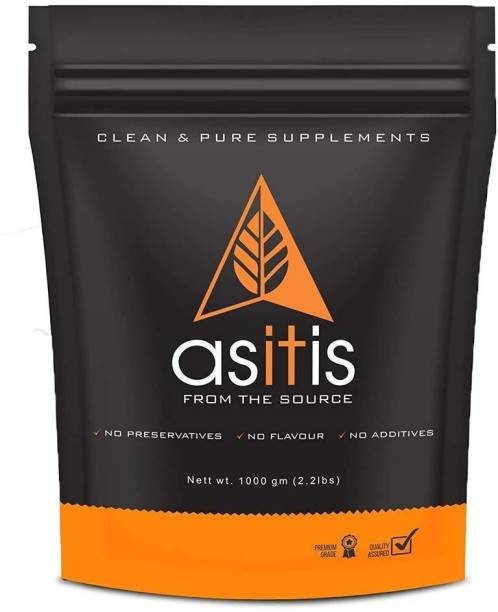 AS-IT-IS Nutrition Whey Protein Isolate - 1000 gm Whey Protein