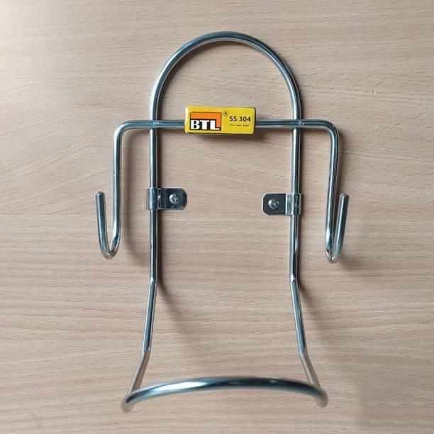 BTL Wall Mounted Iron Rack (Wall Mounted Iron Press Holder) (Wall Mounted Iron Stand) (BWA-IR) Steel Wall Shelf