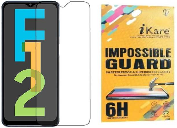 iKare Impossible Screen Guard for Samsung Galaxy F12
