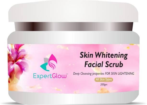 Expertglow Skin Whitening Facial  Scrub