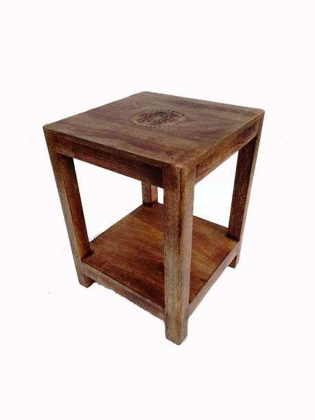 A One Shoppe Engineered Wood Bedside Table