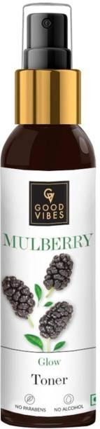 GOOD VIBES Mulberry Toner (120 ml) Men & Women