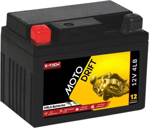 Etech 10015 3 Ah Battery for Bike