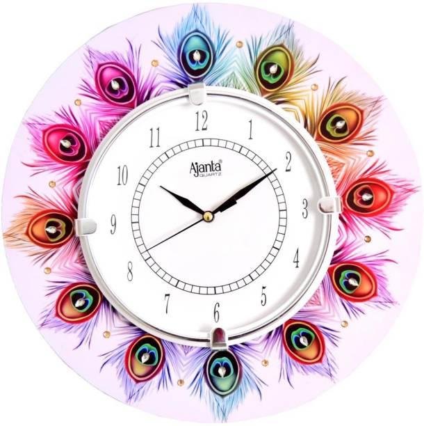 AJANTA Analog 30.48 cm X 30.48 cm Wall Clock