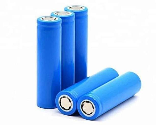 Neoware 3.7 Volt Rechargeable Lithium Ion Cell,Long Lasting High Performance 2000/2200 mAH    18650  (Its not a AA and AAA Size) (Pack of 5)  Battery