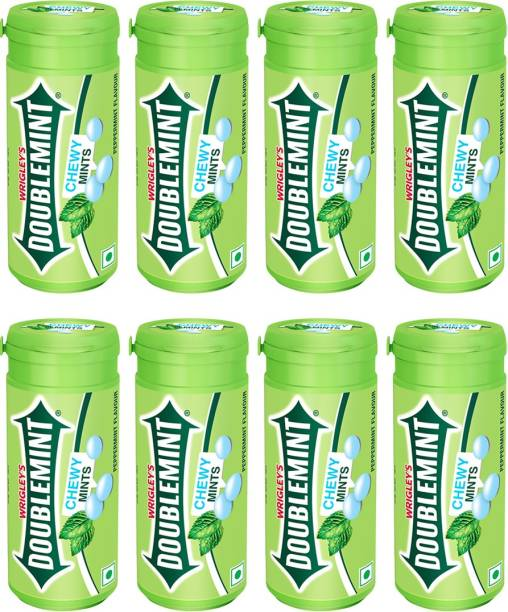Doublemint Chewymints Tube Peppermint Mouth Freshener