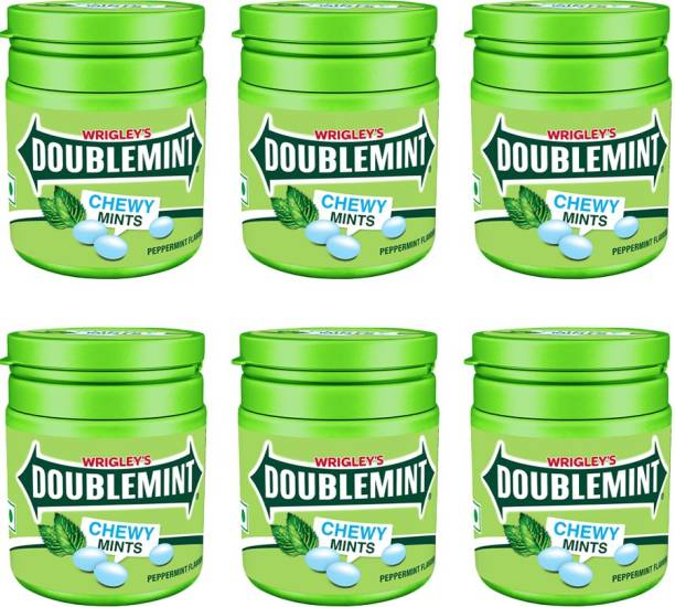 Doublemint ChewymintsPot Peppermint Mouth Freshener