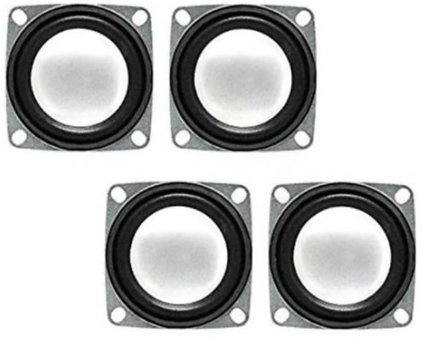 Dj Gulfam Electronics 4-ohm 10-watt 2-inch Full Range Speaker, Pack of 4 2 inch Speaker Coaxial Car Speaker