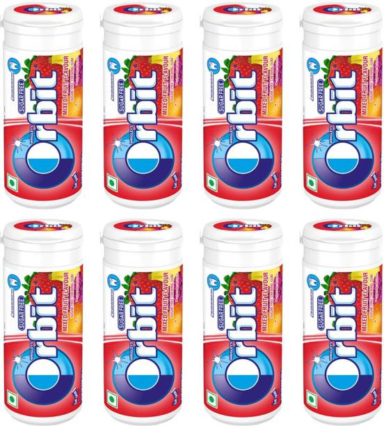 Orbit Mixed Fruit Chewing Gum