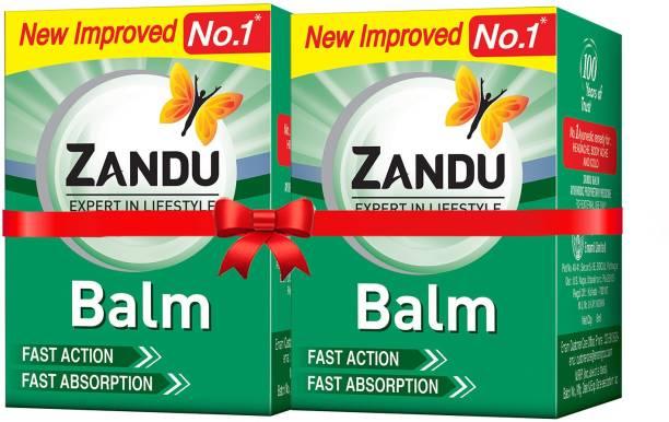 ZANDU Balm 50 ml (PACK OF 2) Balm