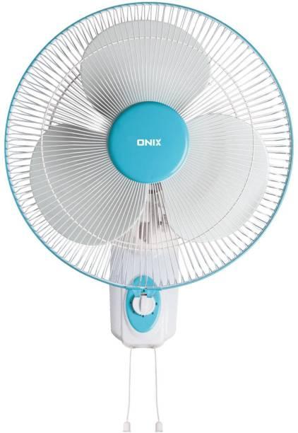 Onix Zephyr Cool W01 Cyan 400 mm 3 Blade Wall Fan
