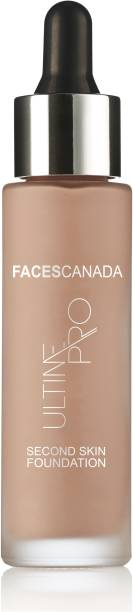 FACES CANADA Second Skin Serum Foundation with SPF 15 & Marine Algae Extracts Foundation