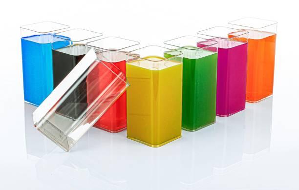 4 SACRED (Pack of 8) UNBREAKABLE PREMIUM SQUARE SHAPE GLASS SET Glass Set