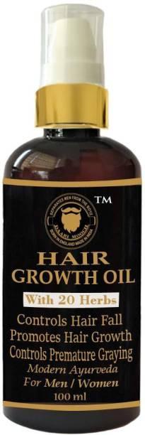 Daarimooch HAIR GROWTH OIL TWIN PACK