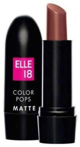 ELLE 18 Color Pops Matte Lip Color-CHOCOLATE DAY-B42