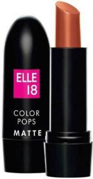 ELLE 18 Color Pops Matte Lip Color-CHOCO BITE-B41