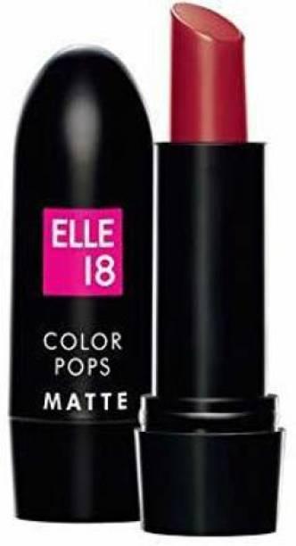 ELLE 18 Color Pops Matte Lip Color-CODE RED-R33
