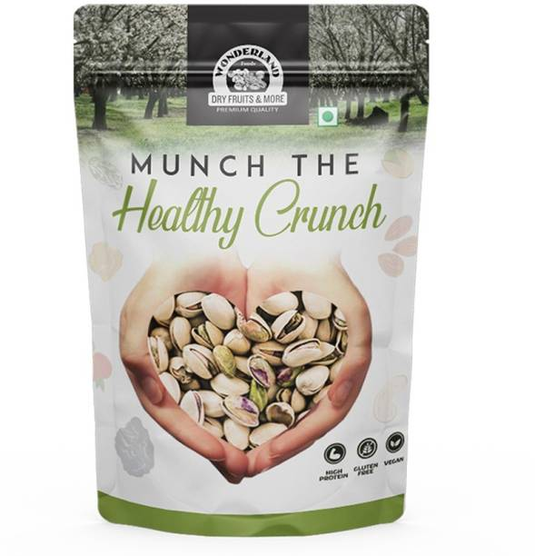 WONDERLAND Roasted And Salted Pistachio 300g Pistachios