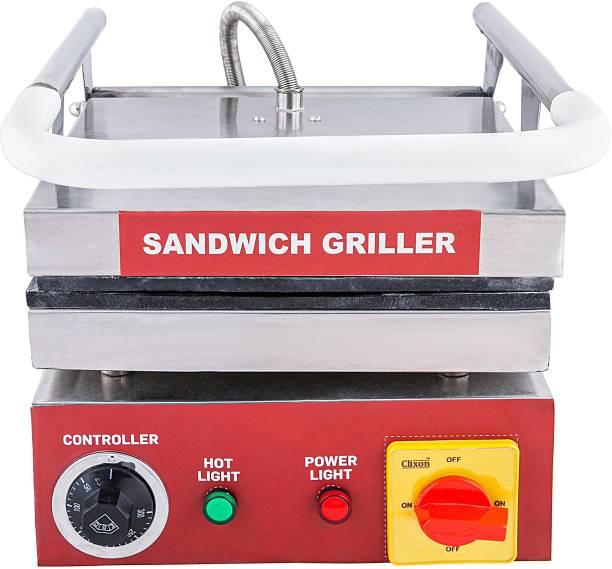 kiran 4 Slice Electric Commercial Sandwich Maker Grill