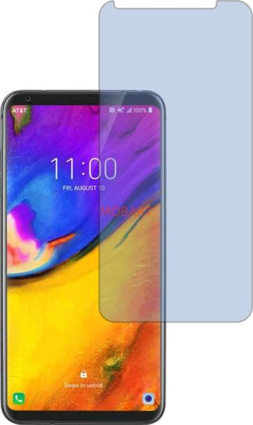 MOBART Tempered Glass Guard for LG V35 PLUS THINQ (Impossible AntiBlue Light)