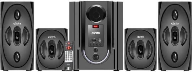 Elista Elite 4.1 AUBF 73 W Bluetooth Home Theatre