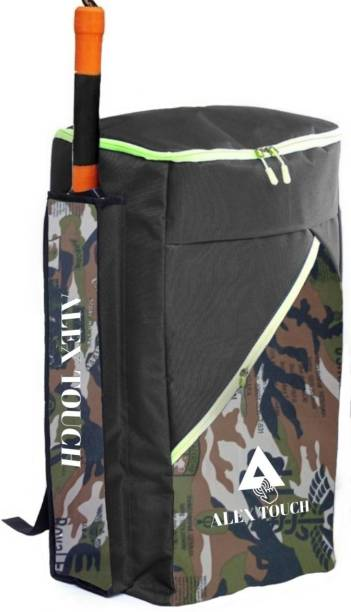ALEXTOUCH CRICKET KIT BAG CLASSIC USA PRINT WITH EXTRA PADDED FOAM (USA ARMY PATTERN)