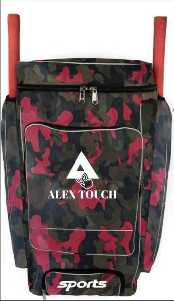 ALEXTOUCH Cricket Kit Bag Unique Edition 1 (RED)