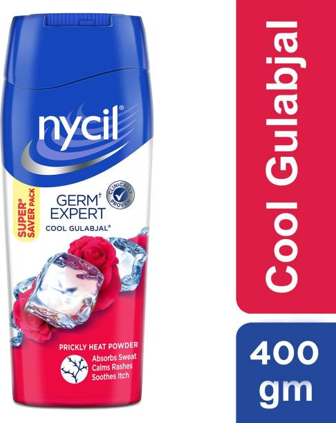 NYCIL Cool Gulabjal Prickly Heat Powder
