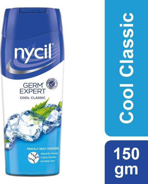 NYCIL Cool Classic Prickly Heat Powder