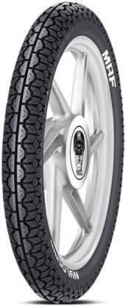MRF Nylogrip Plus 2.75-18 48P TUBELESS 2.75-18 48P Rear Tyre