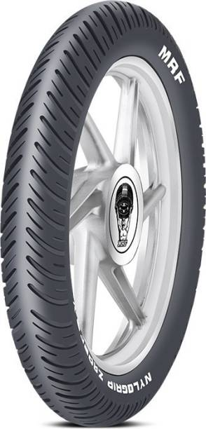 MRF 80/100-18 zapper-Y 80/100-18 zapper-Y Rear Tyre