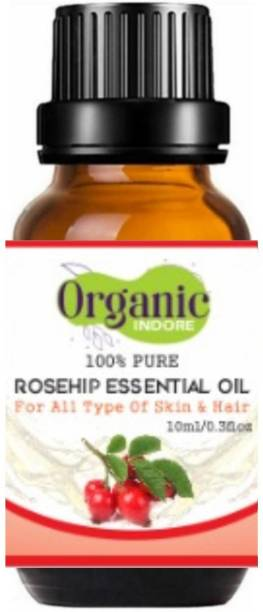 OrganicIndore Rosehip essential oil |Pure and Natural