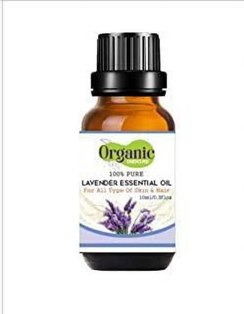 OrganicIndore Lavender oil |Pure and Natural | 10 ml