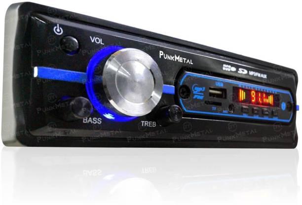 PunkMetal PM-2027-M BLUETOOTH/USB/SD/AUX/FM/MP3 UNIVERSAL Car Stereo