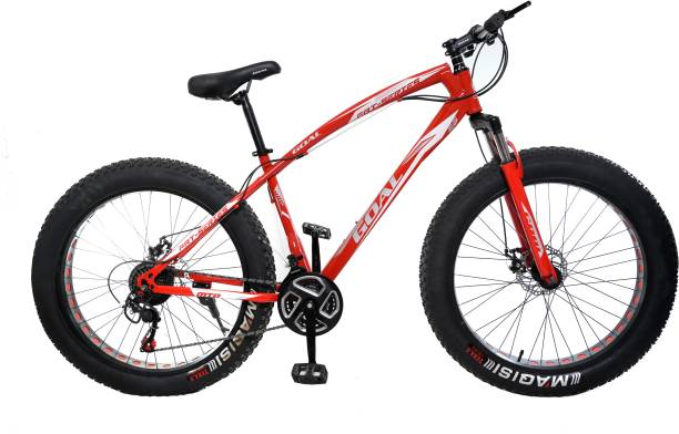 Goal MTB PRO SERIES FAT BICYCLE 26 T Mountain Cycle