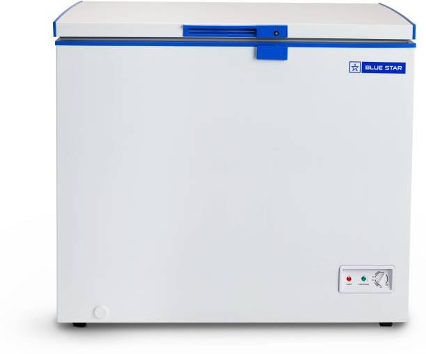 Blue Star 95 L Single Door Standard Deep Freezer