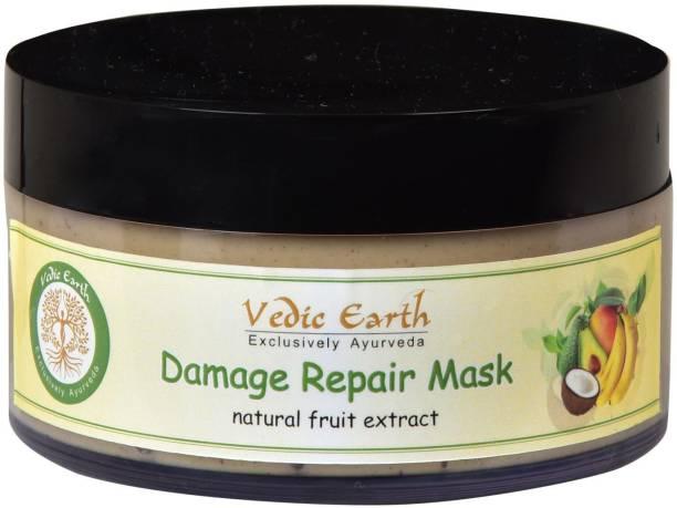 VEDIC EARTH Natural Homemade Damage Repair Mask (200ml)