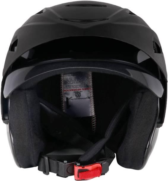 Gati1 Open Face Motorbike Helmet