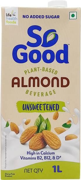 So good Almond Beverage
